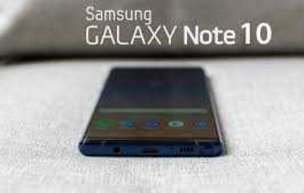 Samsung Launches Galaxy Note 10 and Note 10+