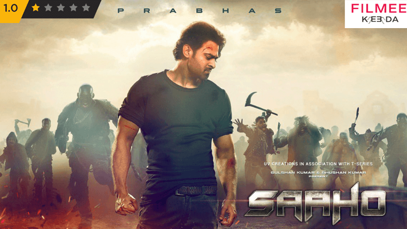 Saaho Movie Review – You Should See it to Know How Confused Bollywood is! – Filmee Keeda