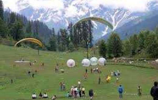 Famous Adventure Activities At Solang Valley