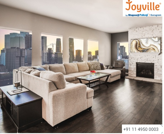New Residential Project Joyville Gurgaon for Bigger Experience this time – Realestates India Properties.