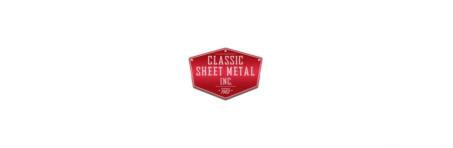Classic Sheet Metal Cover Image