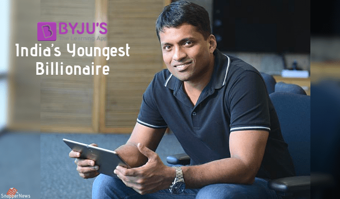 Byju Raveendran: 37-Year-Old Teacher Has Become One Of India's Youngest Billionaires