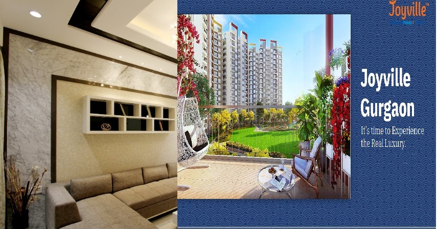 India RealEstates Properties: Joyville Gurgaon: Home Serves class and New Way to Live