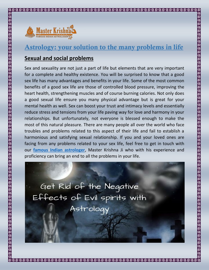 PPT - Astrology: your solution to the many problems in life PowerPoint Presentation - ID:8428586