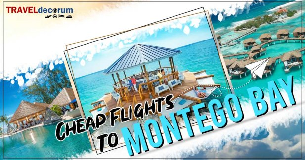 Take a Flight to the Lovely Montego Bay
