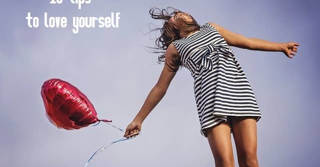 15 tips to love yourself