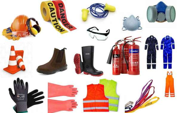 Opt for the Best Safety Items in Dubai: Protect Yourself at Workplace