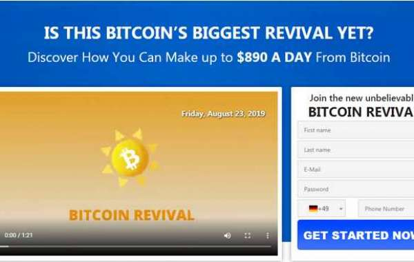 Bitcoin Revival is again attempting a recovery from the 30-day moving average