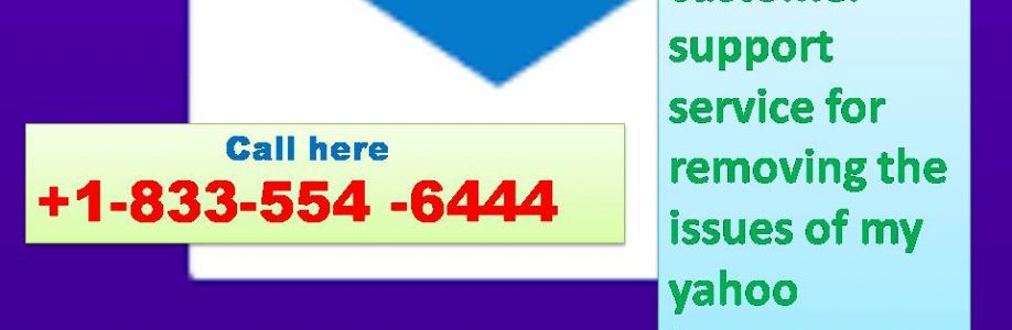 Avail customer support service for removing the issues of my yahoo homepage +1-833-554-6444. Cover Image