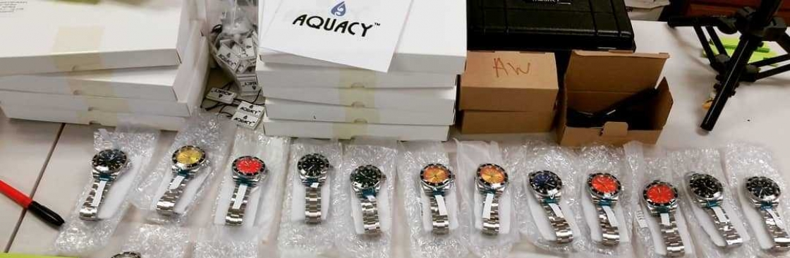 Aquacy Watches Cover Image