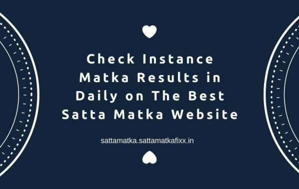 Check Instance Matka Results in Daily on The Best Satta Matka Website