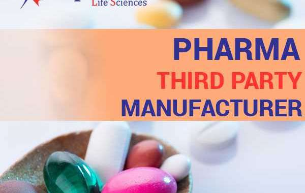 Third Party Pharma Manufacturing Process and Benefits