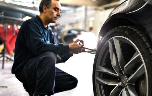 Audi and Porsche Bodyshop Repair in London