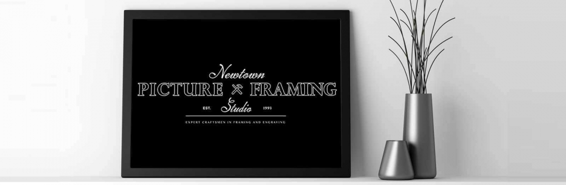 Newtown Picture Framing Studio Cover Image