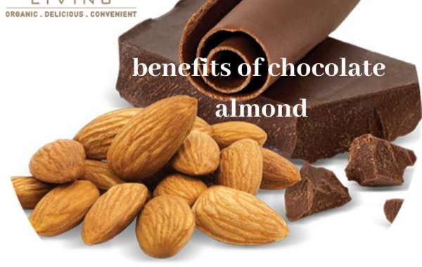 What are the benefits of chocolate almond?