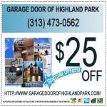 Garage Door of Highland Park Profile Picture