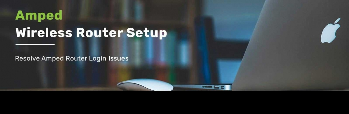 amped router Cover Image