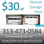 Detroit Garage Door Profile Picture