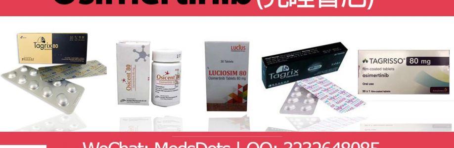 Buy Indian Tagrisso Online | AZD9291 Tablets Price China | Generic Osimertinib 80mg Supplier Cover Image