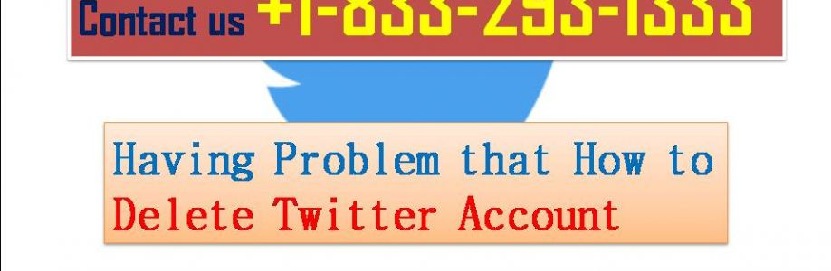 Having Problem that How to Delete Twitter Account Cover Image