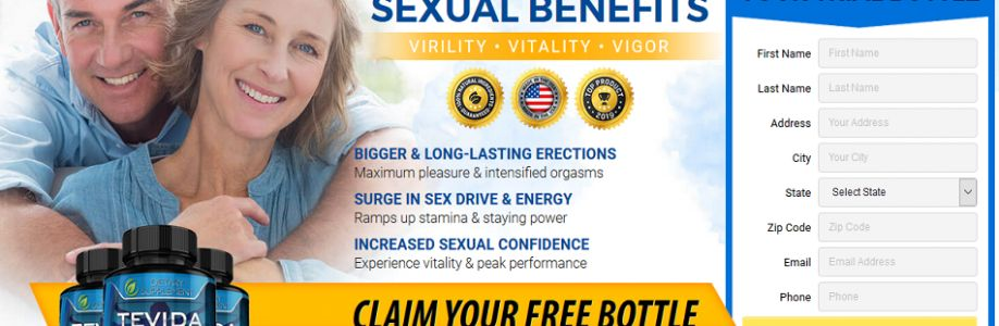 Tevida : Improve your sex Life Bigger & Long Lasting Cover Image