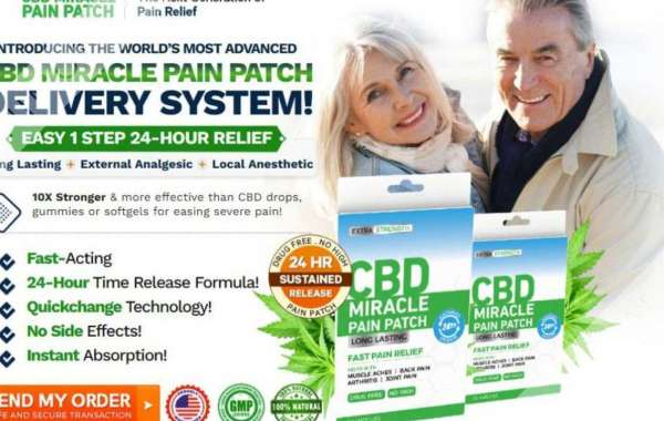 CBD Miracle Pain Patch Benefits Reviews & Where To Buy ?