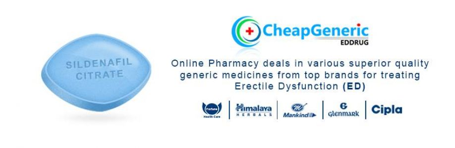 Cheap Generic Ed Drug Cover Image