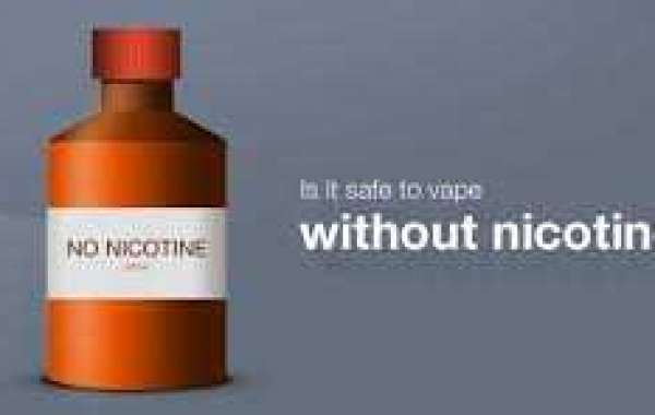 Why Vaping without Nicotine is Good