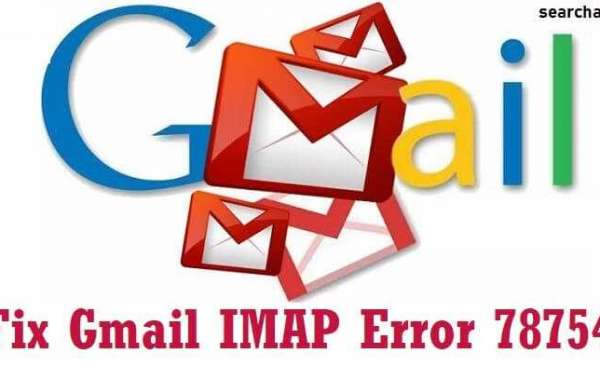How to fix Gmail IMAP Error 78754 on Outlook