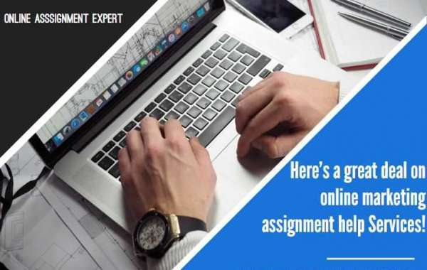 Here's a great deal on online marketing assignment help Services!