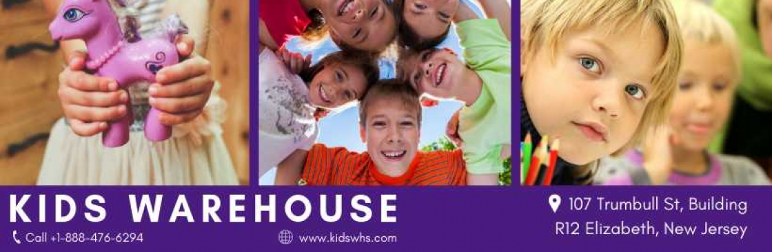 Kids Warehouse Cover Image