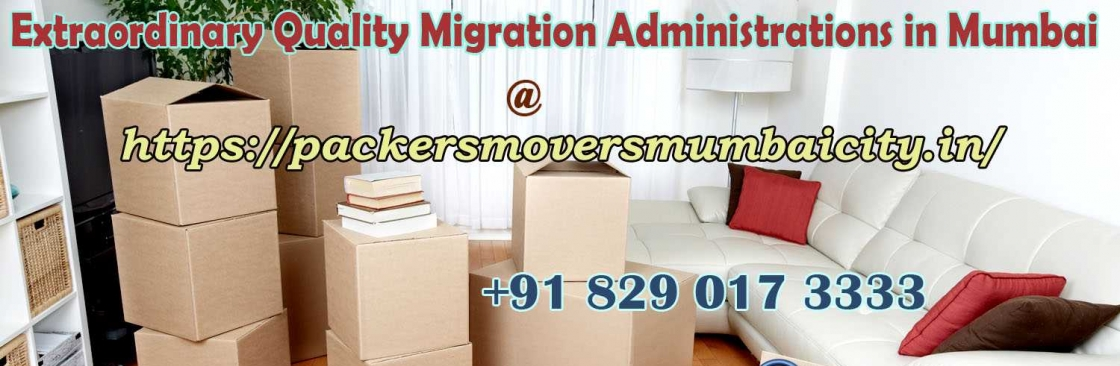 Packers And Movers Mumbai Cover Image
