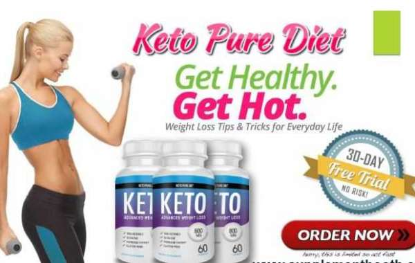 Keto Pure Diet Burn Unwanted Fat and Provide You Fit Body!