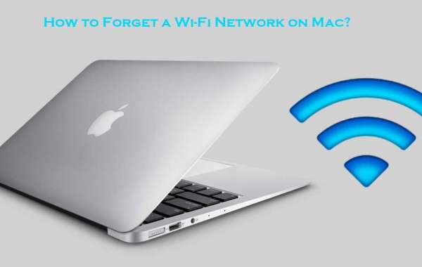 How to Forget a Wi-Fi Network on Mac?