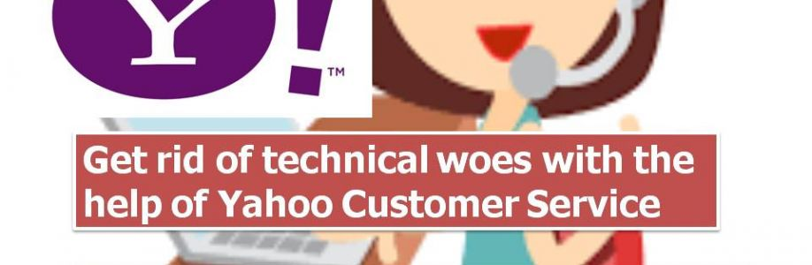 Get rid of technical woes with the help of Yahoo Customer Service Cover Image