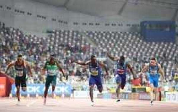 Empty stands take the shine off IAAF World Championships in Doha