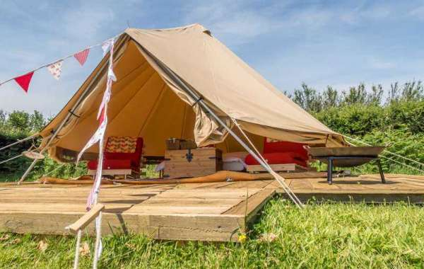 What Do You Mean By Glamping?