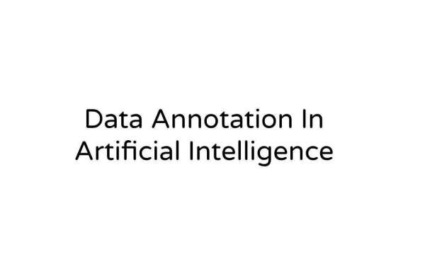 Data Annotation In Artificial Intelligence