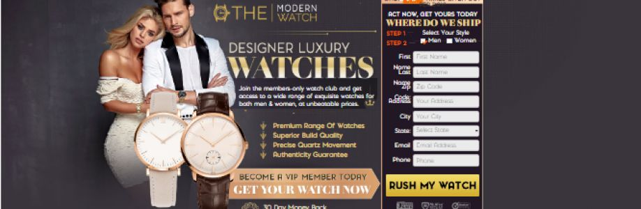 The Modern Watch Styles Today Cover Image
