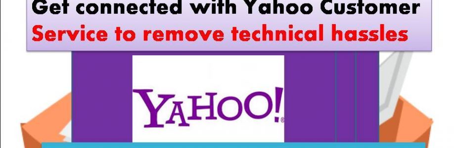 Get connected with Yahoo Customer Service to remove technical hassles Cover Image