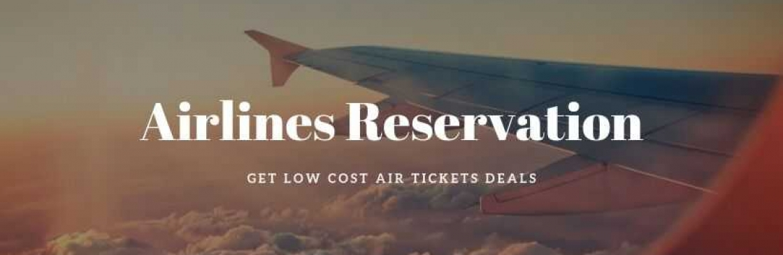 Airlines Reservations Cover Image
