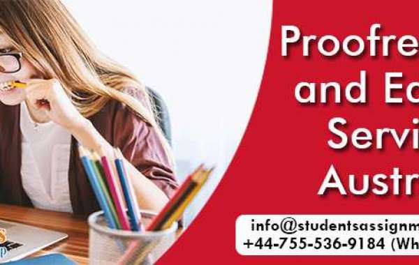 Why Australian students focus on buying the proofreading services?