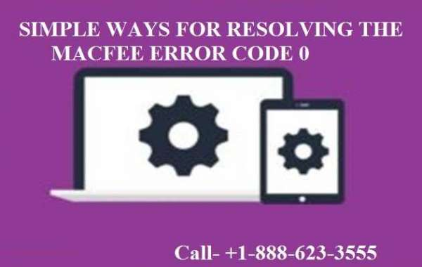 Simple Ways For Resolving The Mcafee Error Code 0
