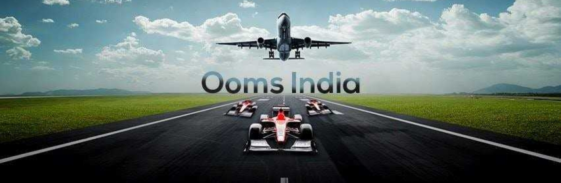Ooms India Cover Image