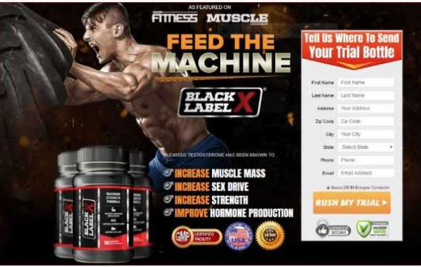 Black Label X : Relax Mental Stress & Boost Up High Confidence Level
