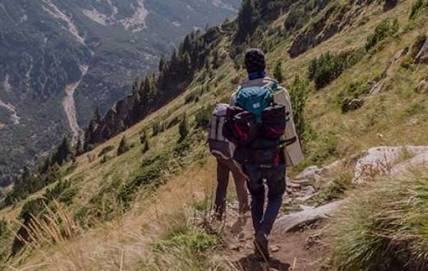 Trekking in the Hills of Rajasthan