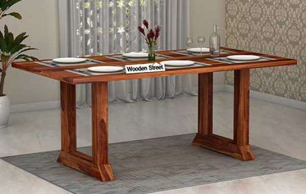 5 benefits of buying different dining tables in Noida from Wooden Street