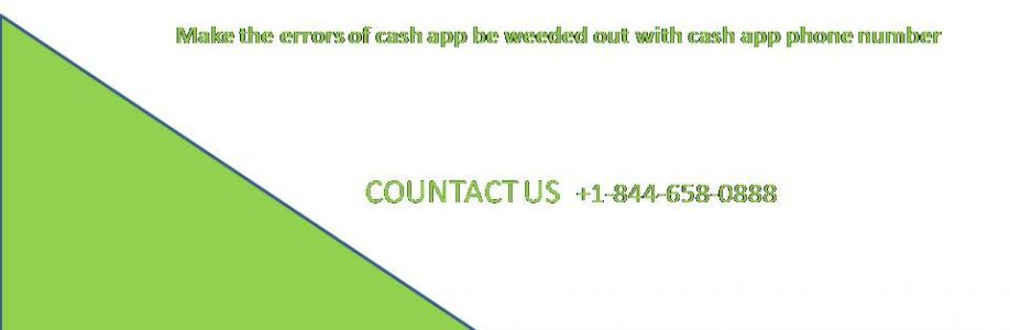 Make the errors of cash app be weeded out with cash app phone number Cover Image
