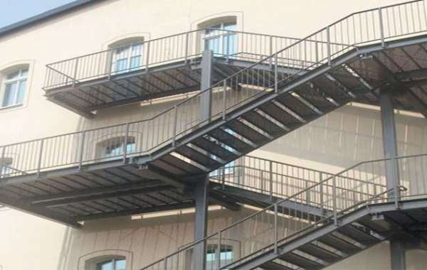 What Is The Importance Of Fire Escape Stairs And What Are The Issues To Take Care?