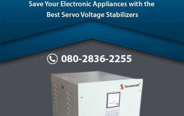 Control your power with Best Servo Voltage Stabilizer Manufacturer in Bangalore